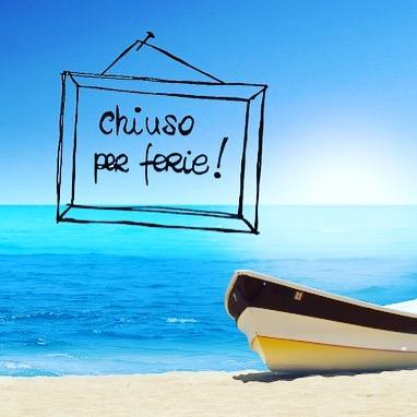Buongiorno!Il ristorante vàmolà rimarrà chiuso dal 23/08 al 06/09 compresi.Buone ferie a tutti!